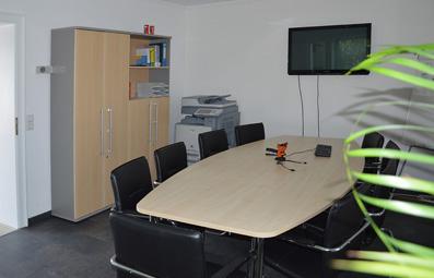Bereich für Besprechungen